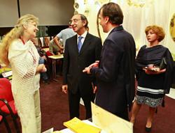 Frantiska a Italsky ambasador