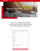 Rockwool Materials Calculator