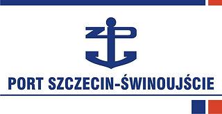 Port Szczecin-Swinoujscie - logo z paska