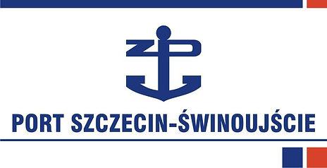 Port Szczecin-Swinoujscie - logo z paskami i kostkami.jpg