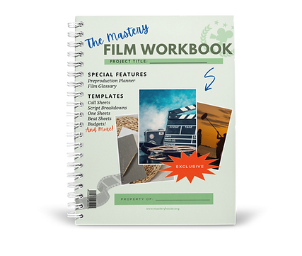 The Mastery Film Workbook