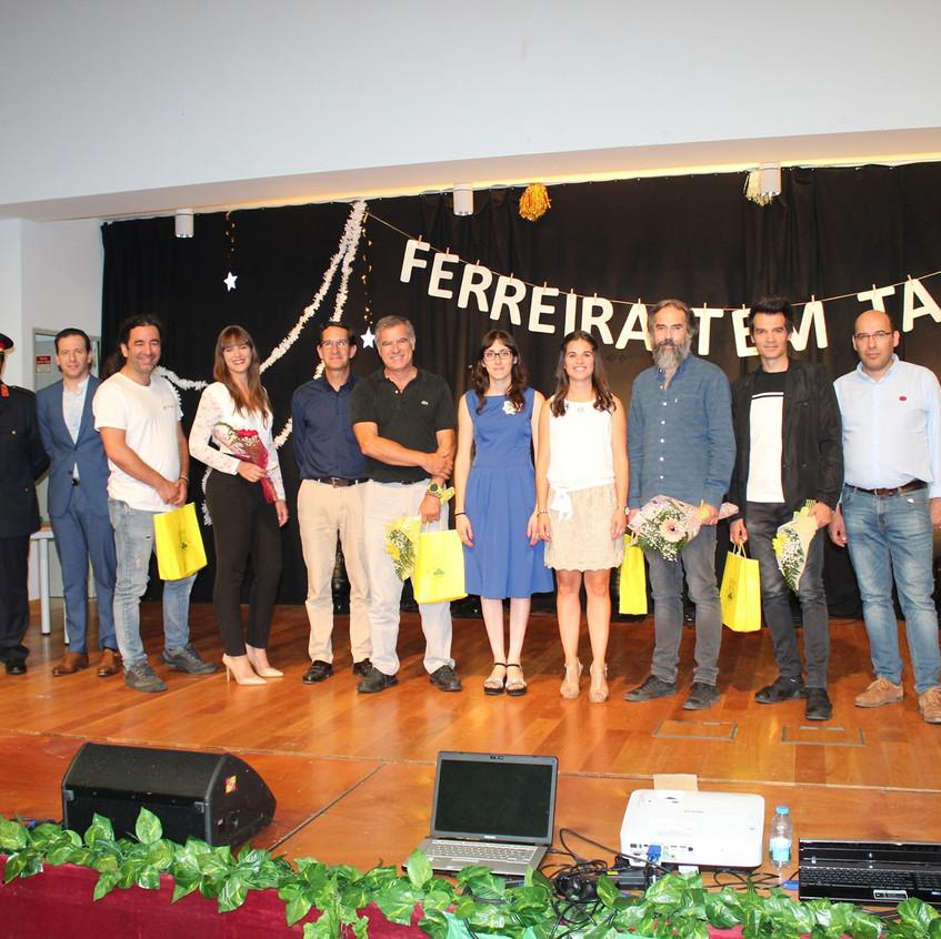 Ferreira tem talento 2019