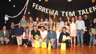 """FERREIRA TEM TALENTO 2019"""