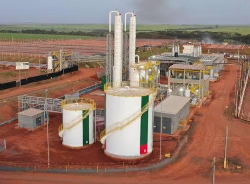 Inaugurada a maior usina de biogás do mundo