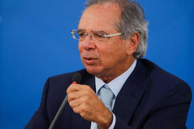 Paulo Guedes ministro democracia resiliente