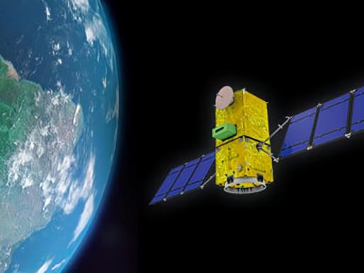 Lançamento do 1º satélite 100% brasileiro