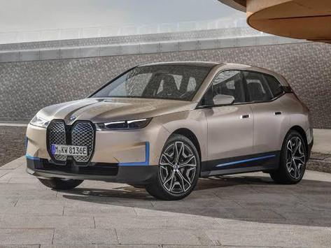 BMW revela seu primeiro modelo SUV elétrico