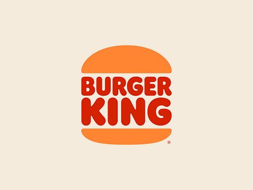 Burger King muda identidade visual após 20 anos