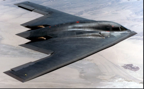 Bombardeiro nuclear EUA