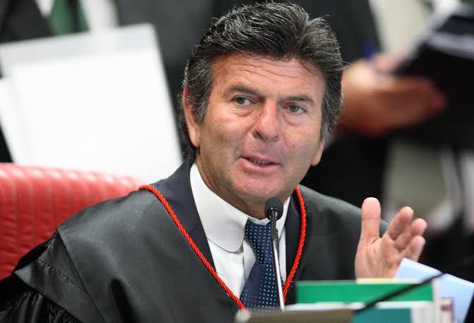 ministro Luiz Fux presidente STF