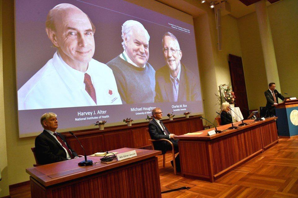Prêmio Nobel de Medicina 2020