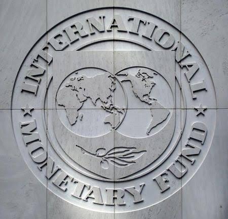 Fundo Monetário Internacional logo