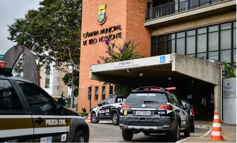 Câmara Municipal de BH Polícia Civil