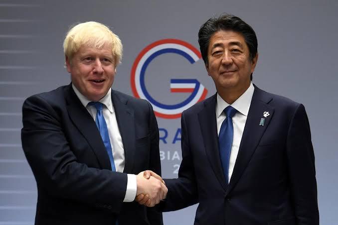 Reino Unido e Japão fecham acordo de livre comércio