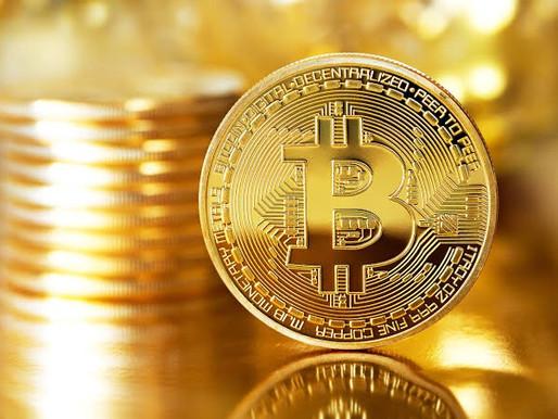 Bitcoin atinge nível mais alto desde 2017