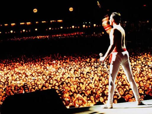 Show histórico do Queen no primeiro Rock in Rio