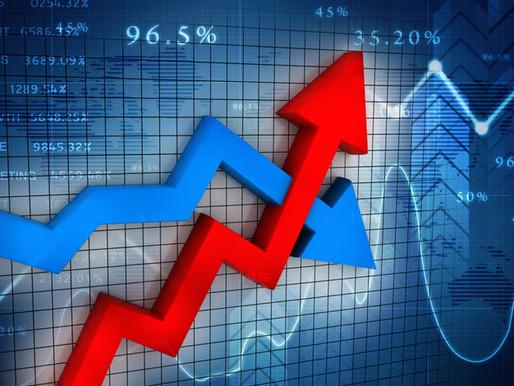 Economia registrou alta de 7,5% no terceiro trimestre