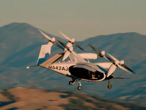 Joby Aviation apresenta seu 1º helicóptero elétrico