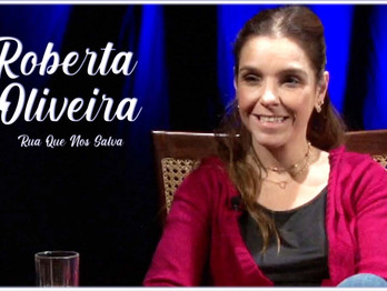 Roberta Oliveira no Programa TBT
