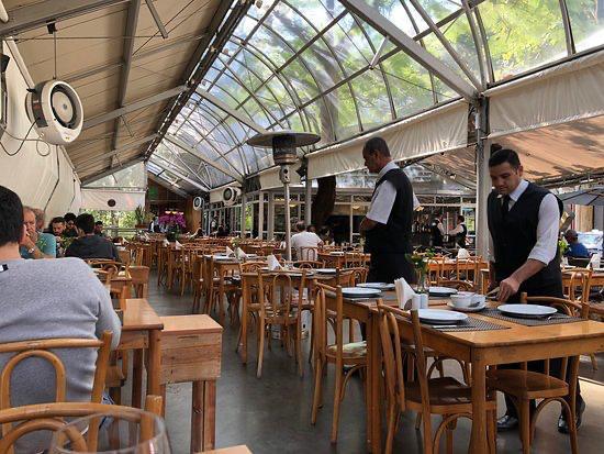 Restaurante Parilla del Mercado em BH