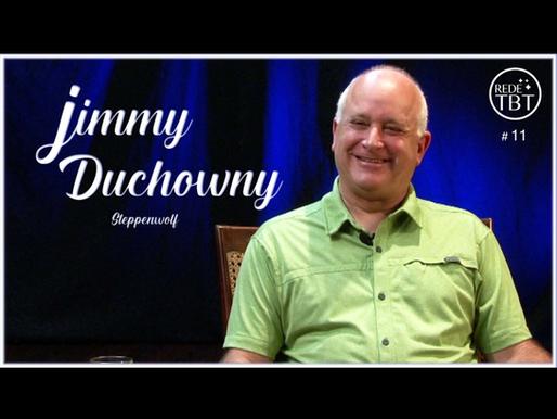 Jimmy Duchowny no Programa TBT