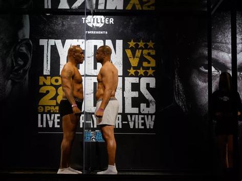 Mike Tyson x Roy Jones Jr