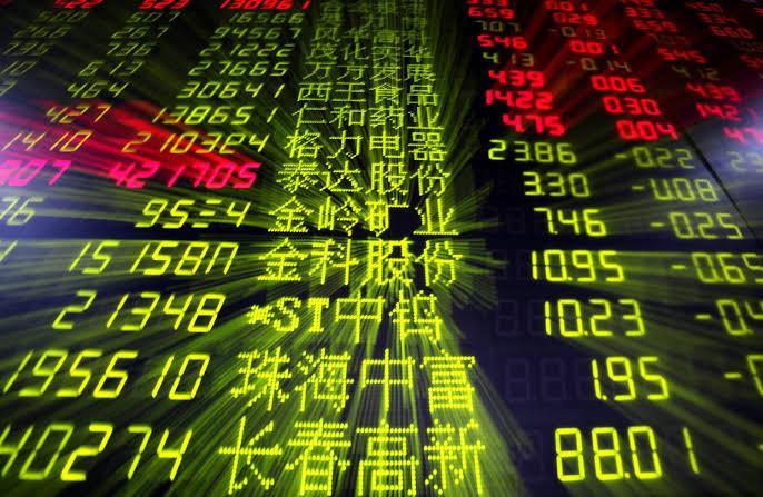 Bolsas da China tiveram melhor mês desde 2019