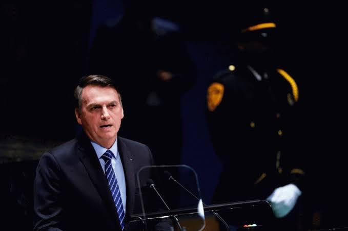 Jair Bolsonaro Límano