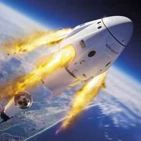 Mais um bilionário no espaço esta semana | SpaceX