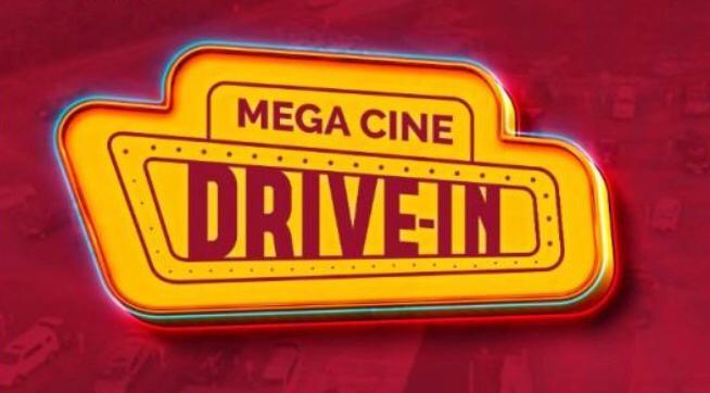 Mega cine drive-in