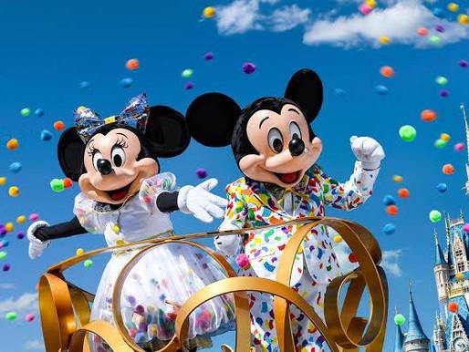 Disney apresenta data para reabertura dos parques em Orlando, na Flórida.