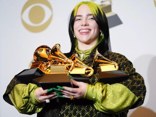 Grammy 2021 é adiado