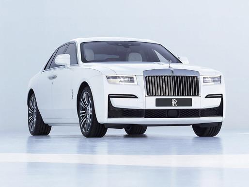 Rolls-Royce lança novo Ghost