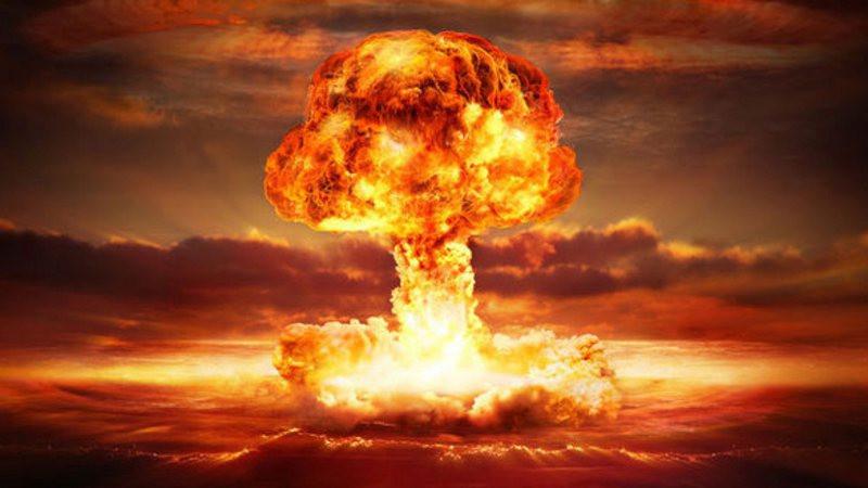Tsar - bomba nuclear Russia