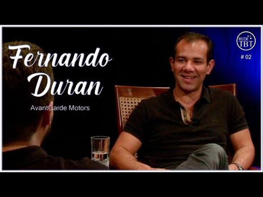 Fernando Duran no Programa TBT
