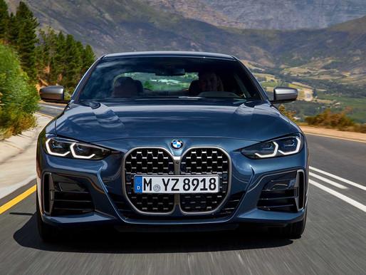 Novo Série 4 Coupé é apresentado pela BMW