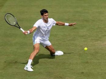 Djokovic alcança 10ª semifinal em Wimbledon