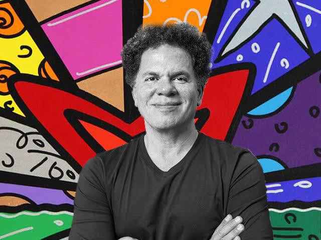 Romero Britto artista
