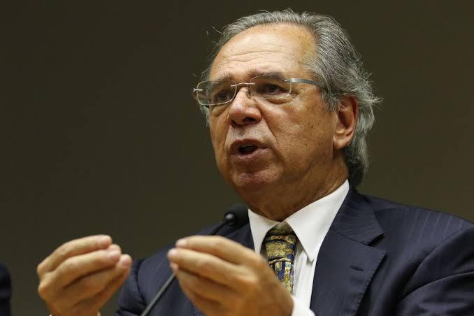 Paulo Guedes derrubada do veto