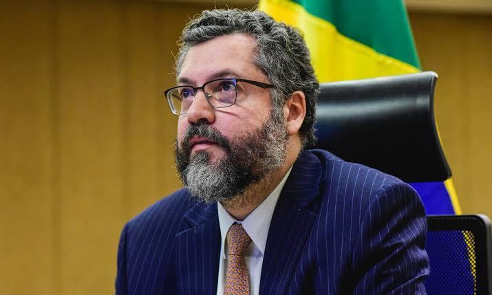 ernesto araujo brasil