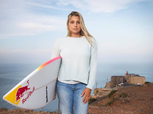 Maior onda já surfada por uma mulher