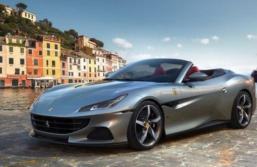 Primeiro lançamento virtual da Ferrari