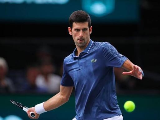 Segundo tenista a alcançar 300 vitórias em Grand Slams