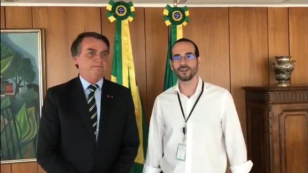 Arthur Weintraub deixa governo Bolsonaro