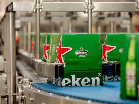 Heineken produzirá a partir de energia 100% renovável