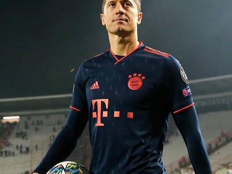 Lewandowski é eleito o melhor jogador do mundo