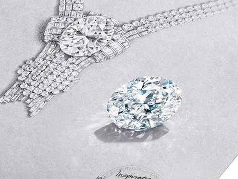 Tiffany & Co. adquire o maior  diamante da joalheria