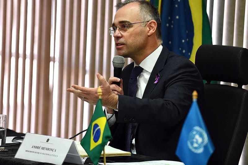 André Mendonça apresenta a ONU