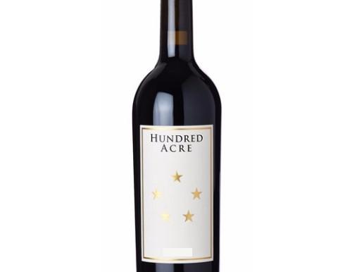 Vinho tinto produzido pela Hundred Acre é eleito o melhor do ano 2020