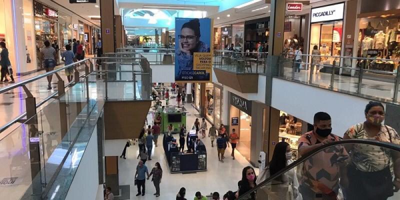Aumento da confiança do consumidor
